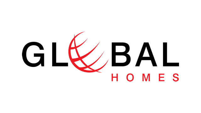 Global Homes Logo by Face Design