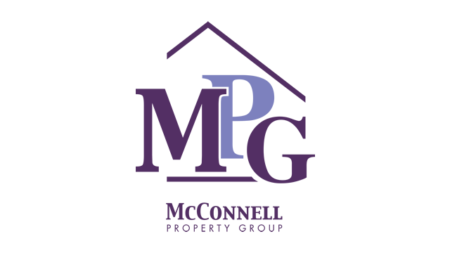 McConnell Property Group Logo by Face Design