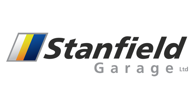 Stanfield Garage Logo by Face Design